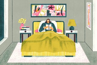 Dwell On This: Make Your Bedroom a Device-Free Zone