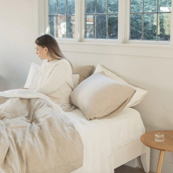 Sömn Linen Bedding Luxe Set