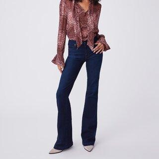 PAIGE Genevieve Jeans - Telluride