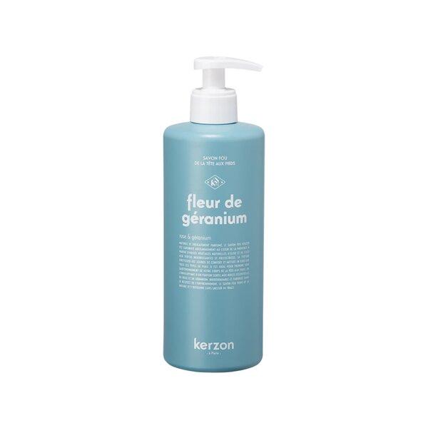 Kerzon Fleur de Géranium Liquid Soap