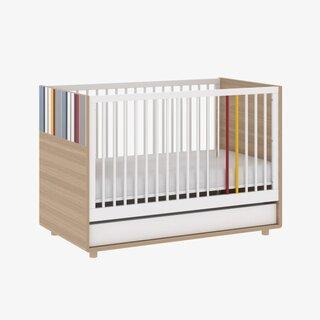 Little Guy Comfort Evolve Convertible 3-in-1 Crib