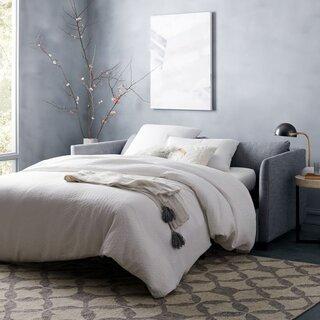 West Elm Shelter Queen Sleeper Sofa