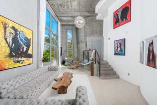 An Artsy Penthouse With a Private Rooftop Terrace Asks $3.5M in Miami Beach