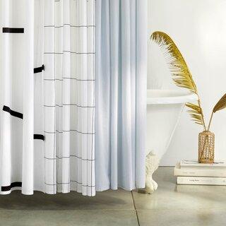 Brooklinen Shower Curtain Set
