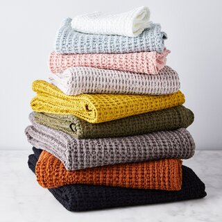 Hawkins New York Simple Waffle Towels