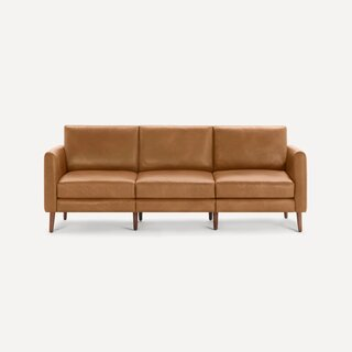 Burrow Arch Nomad Leather Sofa