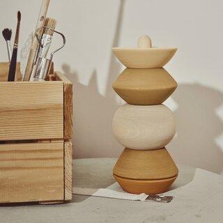 Raduga Grez Wooden Abacus