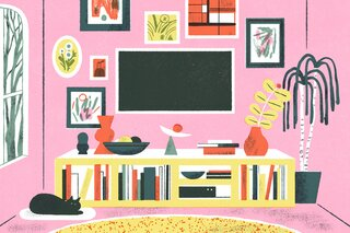 Dwell On This: It's Time to Mount Your Television