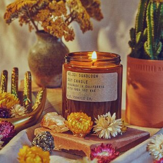 P.F. Candle Co. Sunbloom Candle