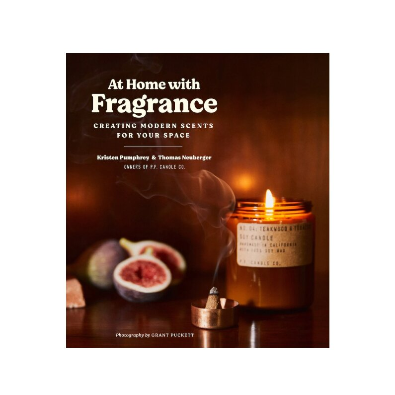 At Home With Fragrance: Creating Modern Scents for Your Space