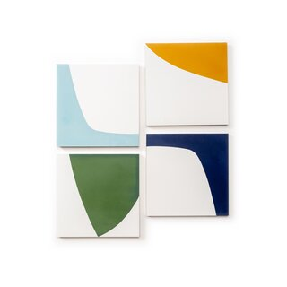 Dwell x Concrete Collaborative Tails Tiles