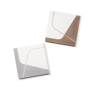 Dwell x Concrete Collaborative Wave Tiles