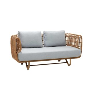 Cane-Line Nest Outdoor 2 Seater Sofa