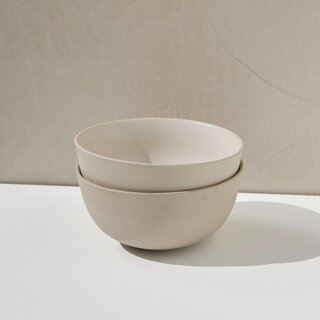 Material The Round Bowl