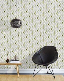 Hygge & West Quilt Wallpaper