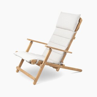 Carl Hansen & Søn Deck Folding Lounge Chair