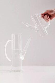 Urban Outfitters Arlo Glass Watering Can