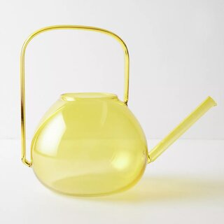 Anthropologie Dee Glass Watering Can