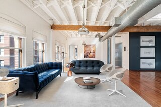 A Revamped Penthouse Loft Hits the Market at $2.9M in Boston, MA