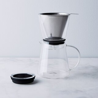 Frieling Pour-Over Glass Brewer