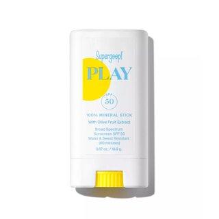 Supergoop 100% Mineral Sunscreen Stick SPF 50