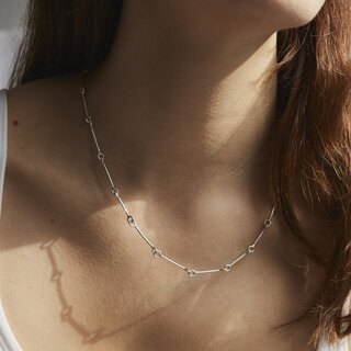 Pattaraphan Lovers Chain Necklace