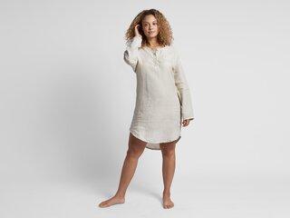 Parachute Women's Linen Sleep Shirt