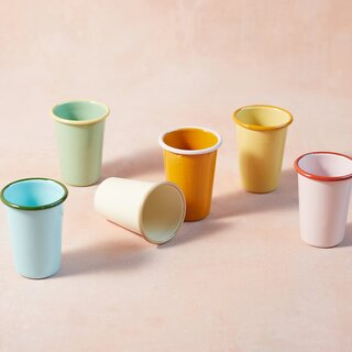 Terrain Color Drop Enamel Tumbler