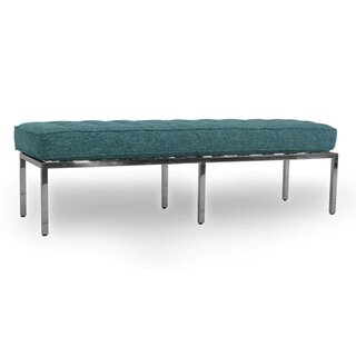 "Kardiel Florence 59"" Fabric Bench"