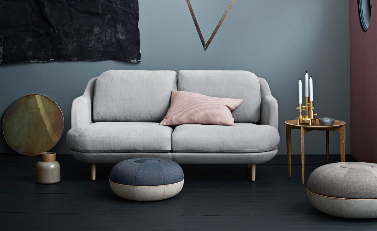 11 Poufs That Will Instantly Upgrade, Poufs For Living Room