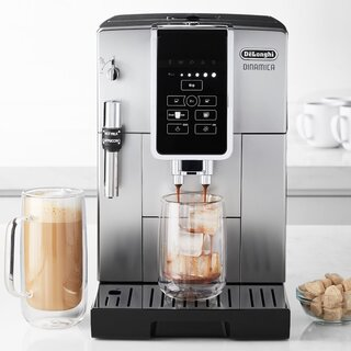 De'Longhi Dinamica Fully Automatic Coffee Maker & Espresso Machine