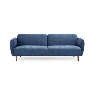 """Kardiel Omer 88"""" Fabric Sofa Sleeper"""