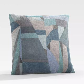 """Crate and Barrel Augustin 20"""" Outdoor Pillow"""