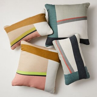 West Elm Color Pop Indoor/Outdoor Pillow