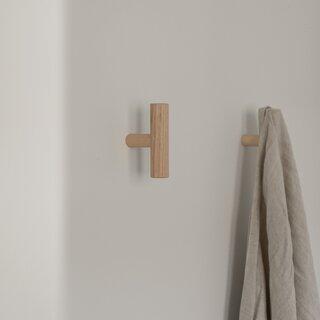 KROFT Wooden Wall Hook