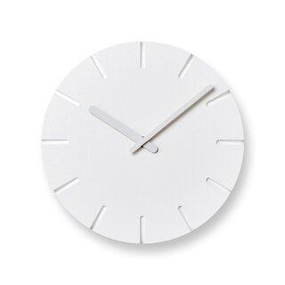 Lemnos Carved Clock