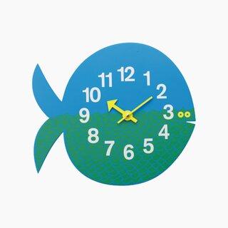 Vitra Nelson Fernando The Fish Wall Clock