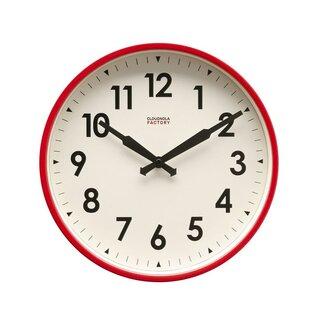Cloudnola Factory Wall Clock