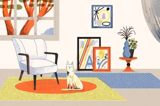 Dwell On This: Layer Your Rugs