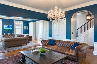 A Revamped 19th-Century Home Overlooking the Hudson River Lists for $1.6M