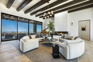 An Airy, Custom-Designed Contemporary Hits the Market at $4.6M in Santa Fe, NM