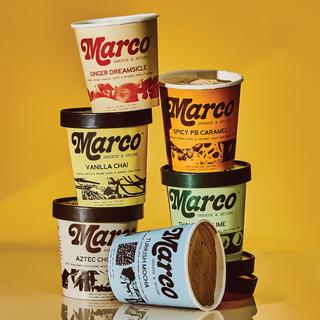 Marco Ice Cream - Case of 5