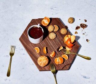 Snowe Walnut Cheese Board