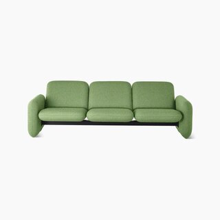Herman Miller Wilkes Modular Sofa Group Sofa