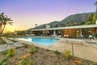 A Pristine Pasadena Midcentury Hits the Market at $4M