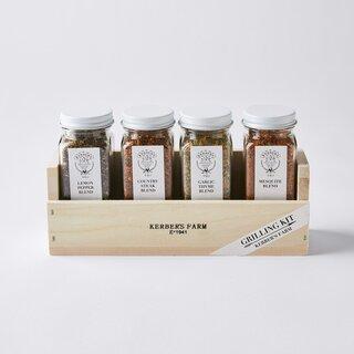 Kerber's Farm Grilling Seasoning Gift Set