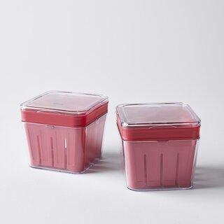 Chef'n Reusable Berry Basket, Set of 2