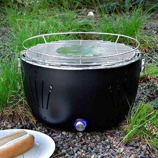 Garrett Wade Smokeless Charcoal BBQ Grill