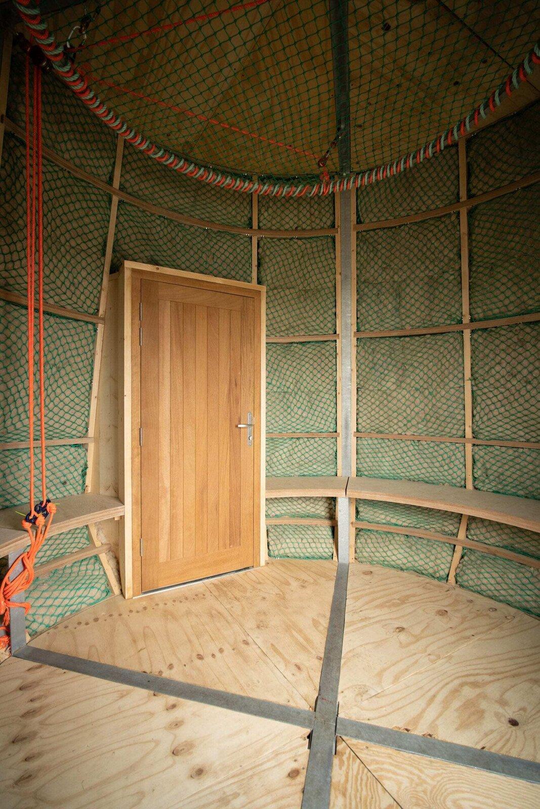 Studio Drop interior