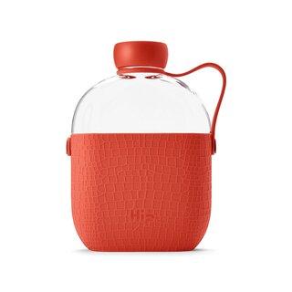 Hip 22 Oz Flat Water Bottle Flask